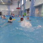 Ведется набор на обучение плаванию детей на июль